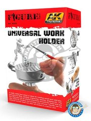 AK Interactive: Tools - Universal work holder - for all kits