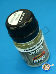 AMMO of Mig Jimenez: Enamel paint - Rainmarks Effects - 30ml - Streaking Effects - for all kit or dioramas