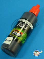AMMO of Mig Jimenez: Primer - Black Primer - 60 ml - for Airbrush or brush