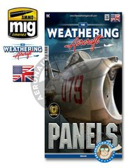 AMMO of Mig Jimenez: Magazine - Magazine The Weathering Aircraft. English language