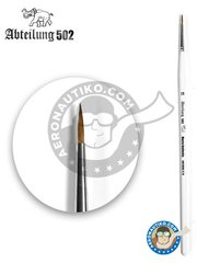Abteilung 502: Brush - Marta Kolinsky 2/0 Brush - for all paints