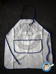 Aeronautiko: Apron - Apron for modelers - fabric. bracket