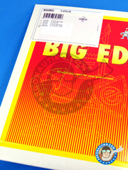 Eduard: Big ED set 1/48 scale - Republic P-47 Thunderbolt D-25 - for Tamiya kit image