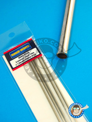 Hobby Design: Material - Stainless steel tube 1.9mm x 200mm - 5 units