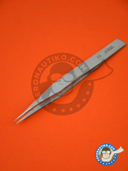 Italeri: Tools - Precision tweezers straight - metal parts image