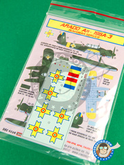 Kora Models: Marking / livery 1/48 scale - Arado Ar 196 A-3 - water slide decals - for all kits image