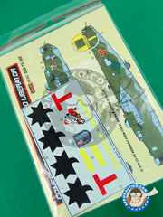 Kora Models: Marking / livery 1/72 scale - Consolidated B-24 Liberator H