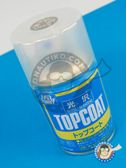 Mr Hobby: Clearcoat - Mr Top Coat Gloss - 86ml