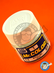 Mr Hobby: Mr Color paint - White - for all kits