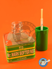 Mr Hobby: Decal products - Mr Mark Softer Neo - 40ml Jar - for all decals and markings