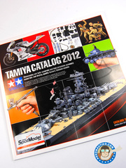 Tamiya: Catalogue - Tamiya Catalog 2012