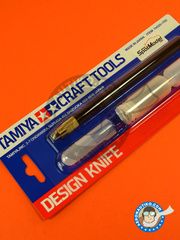 Tamiya: Tools - Design knife craft tools
