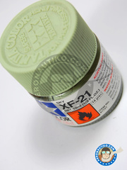 Tamiya: Acrylic paint - Sky XF-21 - for all kits