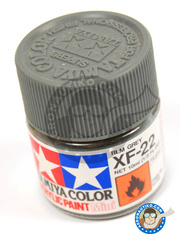 Tamiya: Acrylic paint - RLM Grey XF-22 - for all kits