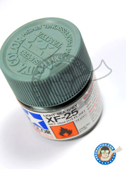 Tamiya: Acrylic paint - Light sea grey XF-25