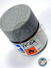 Tamiya: Acrylic paint - Dark sea grey XF-54 - for all kits