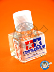 Tamiya: Glue - Tamiya Cement - 40ml - for all kits